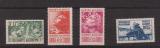 miniature ALGERIE             N° 249/52  NEUF AVEC CHARNIERES      (08/16 )