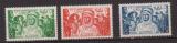miniature ALGERIE             N° 276/278     NEUF AVEC CHARNIERES      (08/16 )