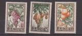 miniature ALGERIE             N° 279/281     NEUF AVEC CHARNIERES      (08/16 )