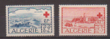 miniature ALGERIE             N° 300/301 ( point rouille)     NEUF AVEC CHARNIERES      (08/16 )