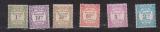 miniature ALGERIE             N°  TAXE  15/20  NEUF AVEC CHARNIERES      (08/16 )