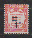 miniature ALGERIE             N°  TAXE  23  NEUF AVEC CHARNIERES      (08/16 )