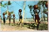 AFRIQUE DAHOMEY Retour de la Riviere - Sakété