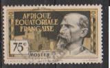 miniature A E F           N°  48       OBLITERE             ( 11/16 )