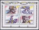 miniature France 1991 - Bloc feuillet 13 MNH (à la faciale)