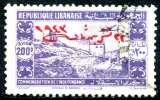 GRAND-LIBAN  _  Y & T :  PA   N°  94  (o)  -   Cote  :  30,00  €
