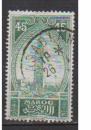 miniature MAROC                       N°   74    OBLITERE             ( 11/16 )