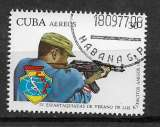 miniature Tir à la carabine / Cuba N° PA 263 °
