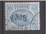 miniature TUNISIE                      N°  344 A        OBLITERE             ( 11/16 )