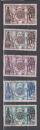 miniature TUNISIE                      N°  390/394     ( 4 )     OBLITERE             ( 11/16 )