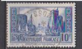 miniature FRANCE   N°  261  ( 4 )      OBLITERE    VENDU A 15 % DE LA COTE !!!