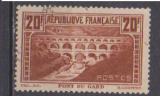 miniature FRANCE   N°  262  (1)   OBLITERE    VENDU A 15 % DE LA COTE !!!
