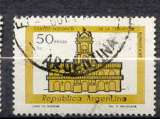 miniature Argentine 1978 YT 1147 Obl Monument historique Buenos Aeres