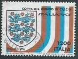 Italie - Y&T 1867 (o) - Football -
