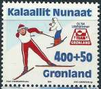 miniature Groenland - Y&T 232a** - MNH