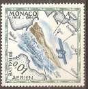miniature Monaco 1964 YT 637 MNH 50 ans du Rallye aérien