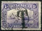 BELGIQUE  _  Y & T  -  Taxe  :   N°   25  (o)     Cote  :   3,00  €