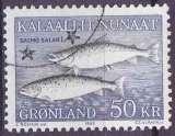 GROENLAND 1983 OBLITERE N° 128