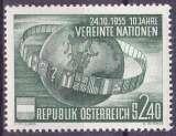 AUTRICHE 1955 NEUF** MNH N° 855