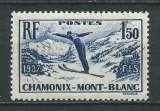 miniature FRANCE 1937  N° 334  Neuf **