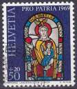SUISSE 1969 OBLITERE N° 837