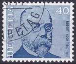 SUISSE 1971 OBLITERE N° 889