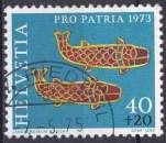 SUISSE 1973 OBLITERE N° 928