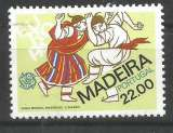 miniature Portugal-Madère 1981 - YT n° 75 Nxx - Europa - Folklore - Cote 1,75