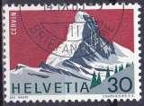 SUISSE 1965 OBLITERE N° 754
