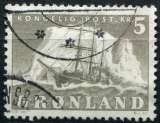 miniature GROENLAND  _  Y & T  N°   27  (o)  -  Cote  :   2,25  €
