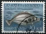 miniature GROENLAND  _  Y & T  N°   150  (o)  -  Cote  :   5,00  €