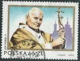 Pologne - Y&T 2682 (o) - Jean Paul II -