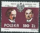 Pologne - Y&T 3037 (o) - Célébrités -