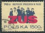Pologne - Y&T 3075 (o)