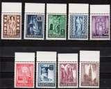 miniature Autriche, Mi 791-800**
