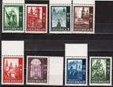 miniature Autriche, Mi 885-892*