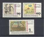 miniature Tchecoslovaquie Y & T N° 1664/67**  30é Anniversaire des accords de Munich