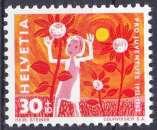 SUISSE 1962 NEUF** MNH N° 703