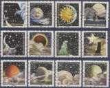 miniature FRANCE 2016 : yt 1324 .. 1335 Oblitéré/Used # Correspondances planetaires - Série complète