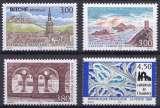 miniature FRANCE 1996 NEUF** MNH N° 3018 à 3021 Série touristique