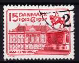 miniature DANEMARK  Y & T N° 251  COTE 0.30