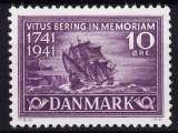 miniature DANEMARK  Y & T N° 278*  COTE 0.50