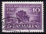 miniature DANEMARK  Y & T N° 278  COTE 0.20