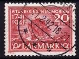 miniature DANEMARK  Y & T N° 279  COTE 0.40