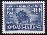 miniature DANEMARK  Y & T N° 280*  COTE 1.00