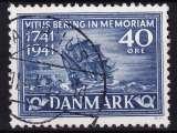 miniature DANEMARK  Y & T N° 280  COTE 0.40
