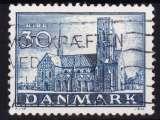 miniature DANEMARK  Y & T N° 245  COTE 1.50