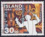miniature ISLANDE 1994 OBLITERE N° 755