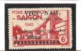 miniature  N0RD VIETNAM  N° 51*  charnière