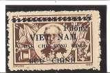 miniature  N0RD VIETNAM  N° 54 *  charnière